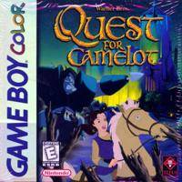 Quest for Camelot - Game Boy Color [USED]