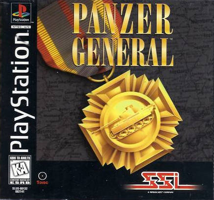 Panzer General - PlayStation