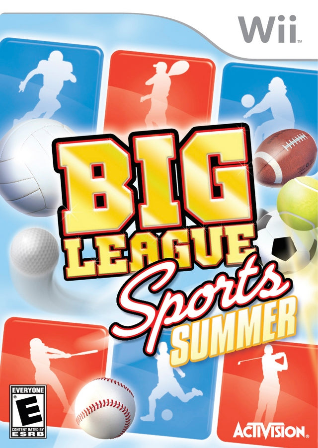 Big League Sports: Summer - Nintendo Wii [USED]