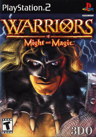 Warriors of Might and Magic - PlayStation 2