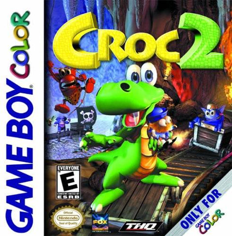 Croc 2 - Game Boy Color [USED]