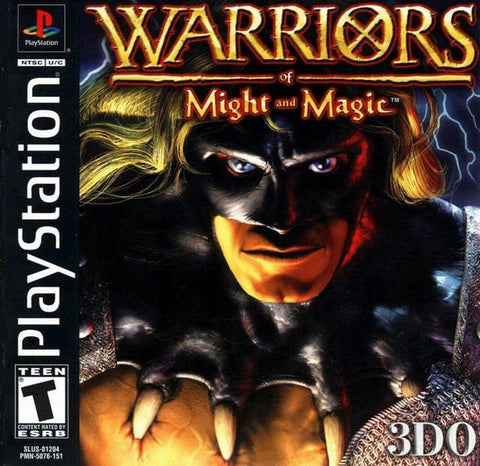 Warriors of Might and Magic - PlayStation