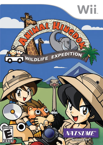 Animal Kingdom: Wildlife Expedition - Nintendo Wii [NEW]