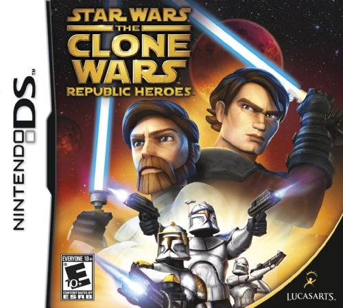 Star Wars The Clone Wars: Republic Heroes - Nintendo DS