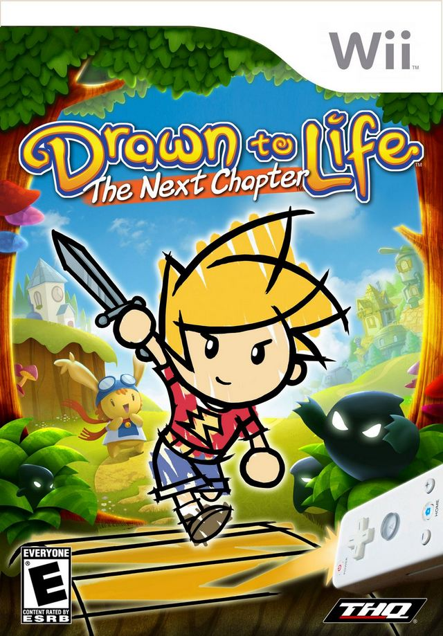 Drawn to Life: The Next Chapter - Nintendo Wii [USED]