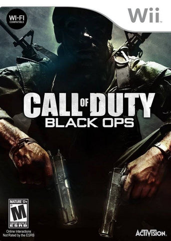 Call of Duty: Black Ops - Nintendo Wii [USED]