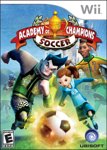 Academy of Champions: Soccer - Nintendo Wii [NEW]