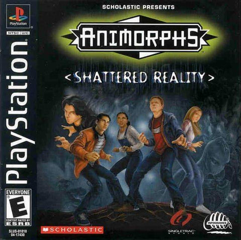 Animorphs: Shattered Reality - PlayStation