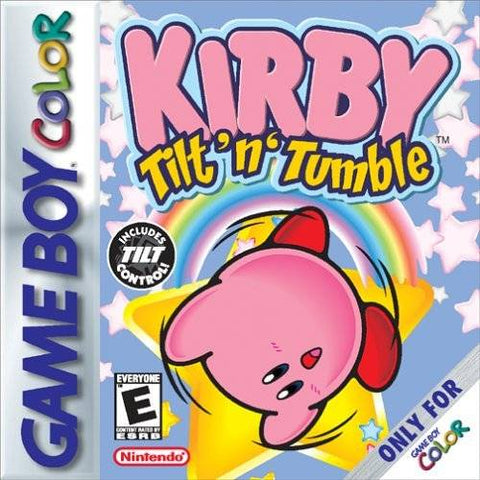 Kirby Tilt 'n' Tumble - Game Boy Color [USED]