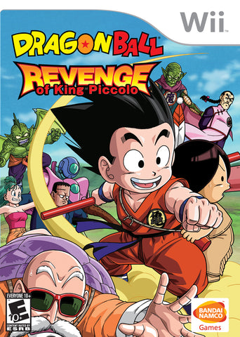 Dragon Ball: Revenge of King Piccolo - Nintendo Wii [USED]