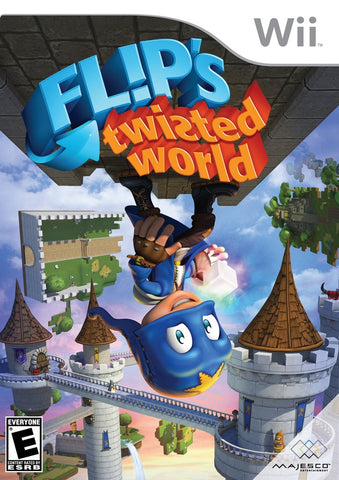 Flip's Twisted World - Nintendo Wii [USED]