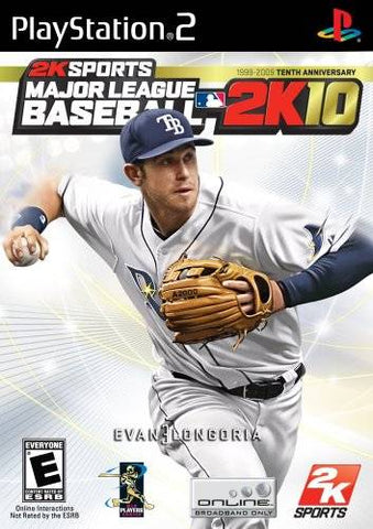 Major League Baseball 2K10 - PlayStation 2