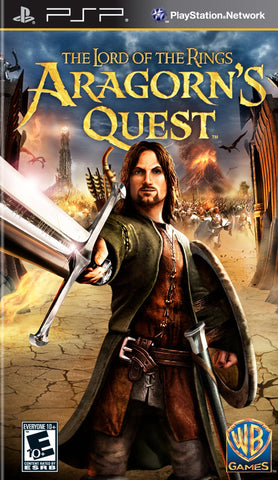 The Lord of the Rings: Aragorn's Quest - PSP