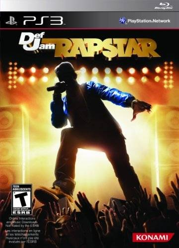 Def Jam Rapstar - PlayStation 3