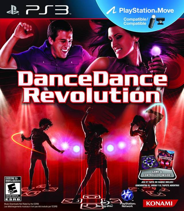 DanceDanceRevolution (Bundle) - PlayStation 3