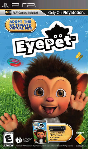 EyePet (Camera Bundle) - PSP