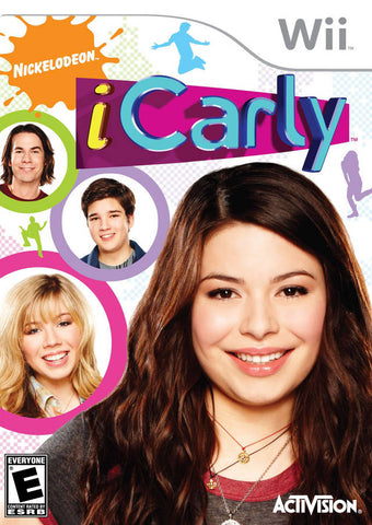 iCarly - Nintendo Wii [USED]