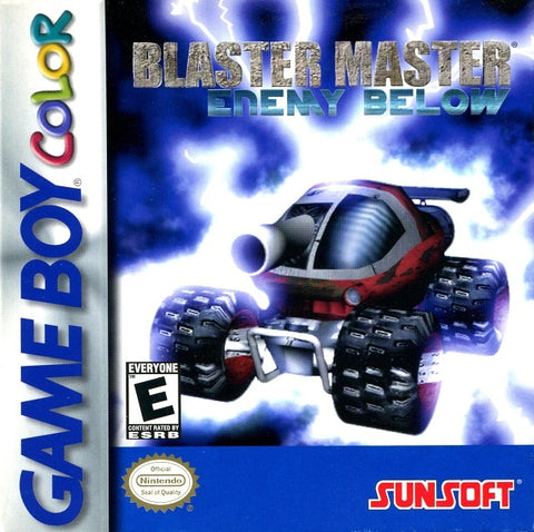 Blaster Master: Enemy Below - Game Boy Color [USED]