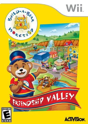 Build-A-Bear Workshop: Friendship Valley - Nintendo Wii [USED]