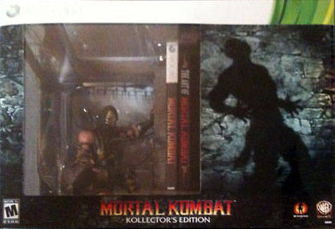 Mortal Kombat (Kollector's Edition) - Xbox 360