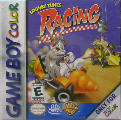 Looney Tunes Racing - Game Boy Color [USED]