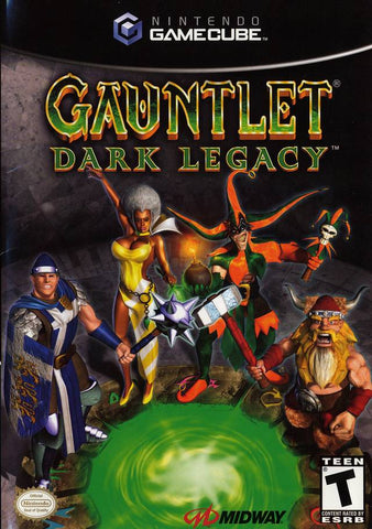 Gauntlet: Dark Legacy - GameCube [USED]