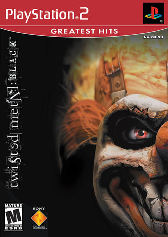 Twisted Metal: Black (Greatest Hits) - PlayStation 2