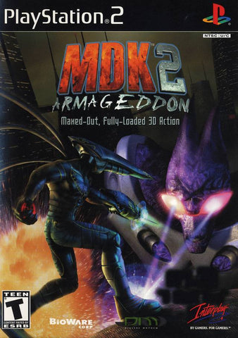 MDK 2: Armageddon - PlayStation 2