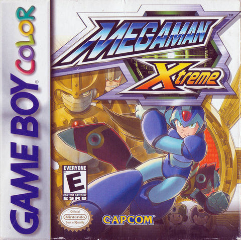 Mega Man Xtreme - Game Boy Color [USED]