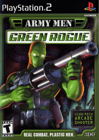 Army Men: Green Rogue - PlayStation 2