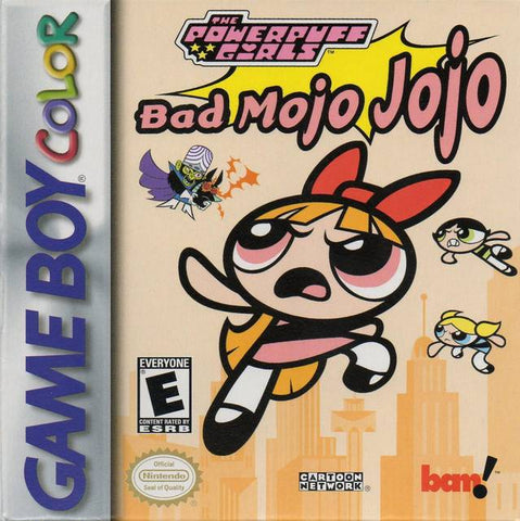 The Powerpuff Girls: Bad Mojo Jojo - Game Boy Color [USED]