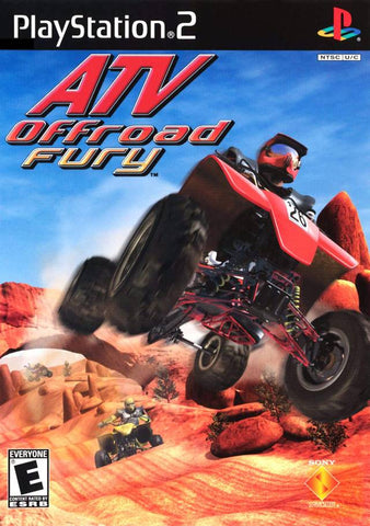ATV Offroad Fury - PlayStation 2