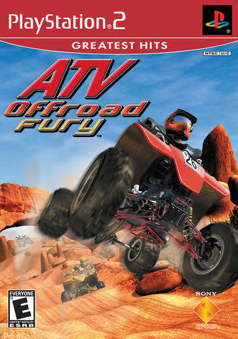 ATV Offroad Fury (Greatest Hits) - PlayStation 2