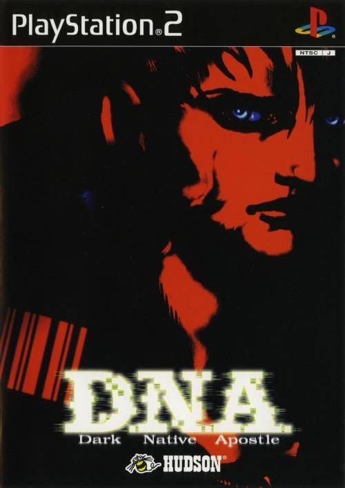 D.N.A.: Dark Native Apostle - PlayStation 2 (Japan)