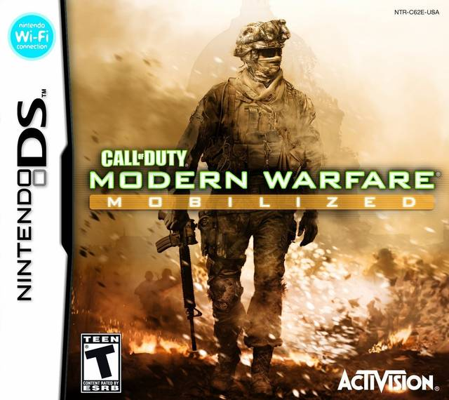 Call of Duty: Modern Warfare - Mobilized - Nintendo DS
