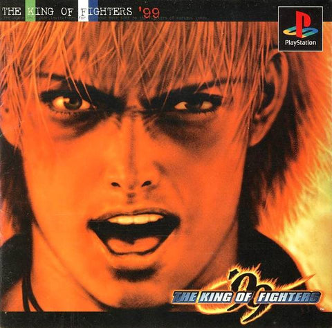 The King of Fighters '99 - PlayStation (Japan)