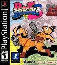Point Blank 3 (w/Orange GunCon) - PlayStation