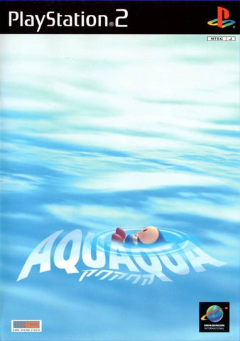 Aquaqua - PlayStation 2 (Japan)