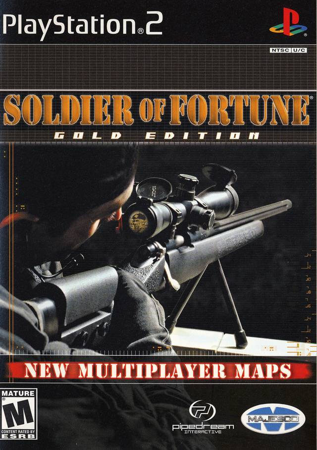 Soldier of Fortune: Gold Edition - PlayStation 2
