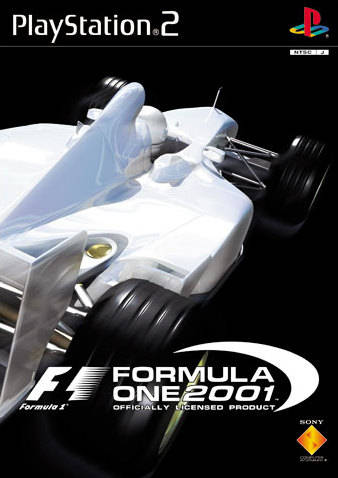 Formula One 2001 - PlayStation 2 (Japan)