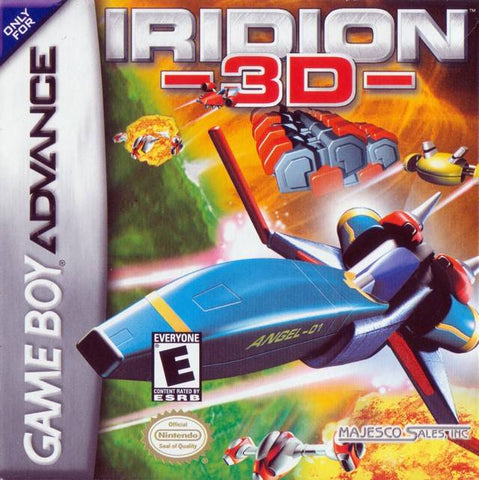 Iridion 3D - Game Boy Advance [USED]