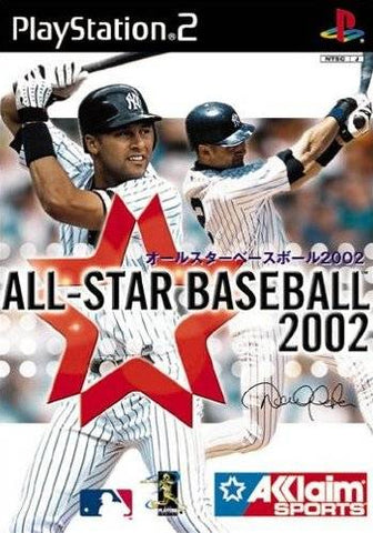 All-Star Baseball 2002 - PlayStation 2 (Japan)