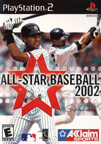 All-Star Baseball 2002 - PlayStation 2