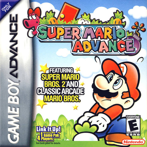 Super Mario Advance - Game Boy Advance [NEW]
