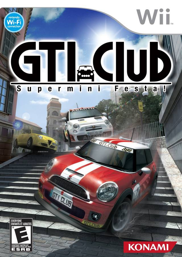 GTI Club Supermini Festa! - Nintendo Wii [NEW]