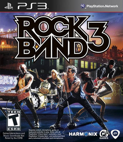 Rock Band 3 - PlayStation 3