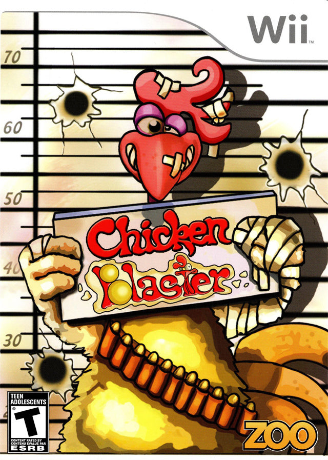 Chicken Blaster - Nintendo Wii [USED]