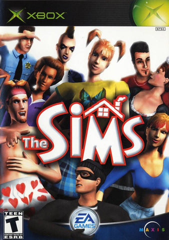 The Sims - Xbox