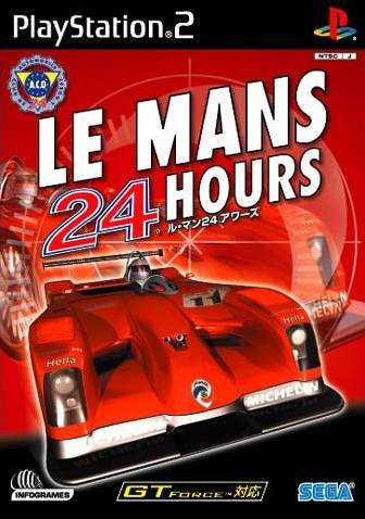 Le Mans 24 Hours - PlayStation 2 (Japan)