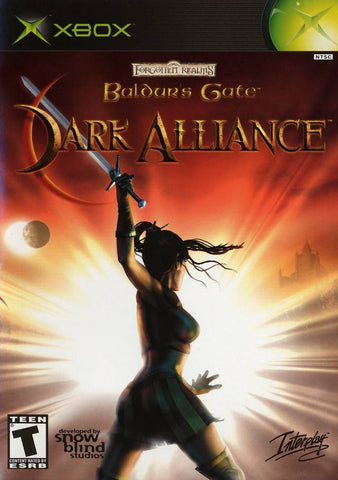 Baldur's Gate: Dark Alliance - Xbox